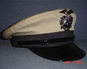 Deputy & Sheriff Mayberry Hat Badge