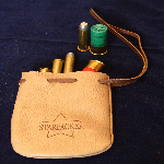 StarPacker Badges Tan Pouch[New For 2014!]