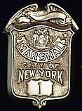 Marshal City Of New York