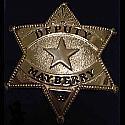 Barny Fife's Deputy Mayberry Badge
