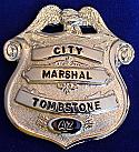 Tombstone City Marshal, AZ [SP516-T]