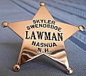 S.S. Nashua, NH Lawman